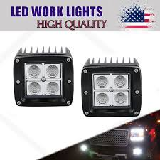 High Intensity Backup Lights