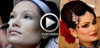 indian enement party makeup tutorial step by step