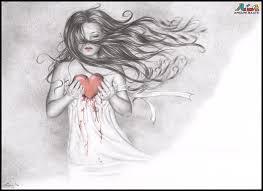 broken hearted beautiful sad anime