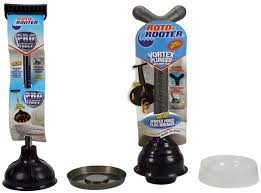 roto rooter plunger. roto rooter bundle - 1 vortex plunger plus professional