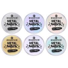 Essence Pigment Na Nehty Metal Shock Kosmetika Ceny A Recenze