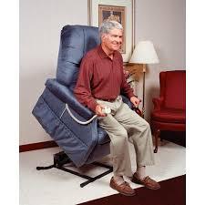 reclining lift chair