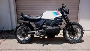 bmw k100 custom 1000cc bmw scrambler motorcycles for sale
