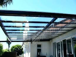 clear roofing panels image number of screen porch roof corrugated large size polycarbonate panel in installing
