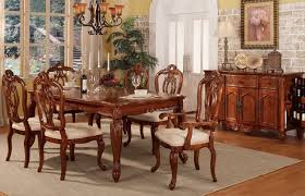 9 Piece Formal Dining Room Sets Delmont 9 Piece Dining Room Solid Wood Formal Dining Room Sets