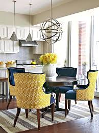 yellow upholstered dining chairs small images of mustard yellow dining chairs padded dining chairs single upholstered dining chair teal blue yellow