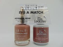 Ibd Dim The Lights Ibd Its A Match Advanced Wear Duo Just Gel Polish Dim The Lights Walmart Com