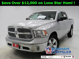 2018 Dodge Ram 1500 Lone Star 1C6RR6LT6JS350316 | Bonham Chrysler ...