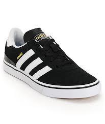 adidas shoes white and black. adidas busenitz vulc black \u0026 white shoes and