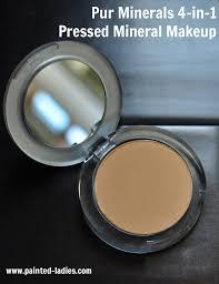 pur minerals 4 in 1 pressed mineral makeup um dark