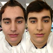 men wearing makeup is the newest trend on insram 16 pics guy makeup before and after