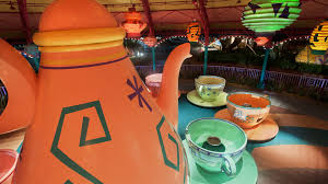 Mad <b>Tea Party</b> | Magic Kingdom Attractions | Walt Disney World Resort