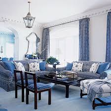 Fabulous Living Room Decor Blue And Blue And White Living Room Mesmerizing Blue Living Room Designs