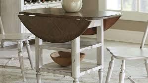 42 round drop leaf table best master furniture