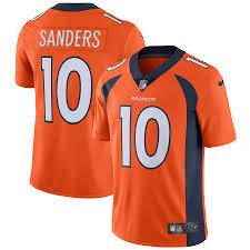 Sanders Sanders Broncos Broncos Jersey