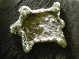 Faux Bearskin Rug Faux Bear Skin Rug White Carpets Rugs And Floors Decoration