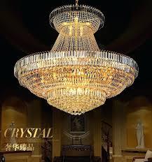 chandelier gold led modern gold crystal chandeliers lights fixture round crystal home indoor hotel restaurant big