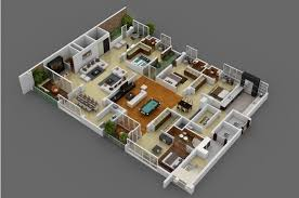 4 Bedroom House Designs Cool Ideas