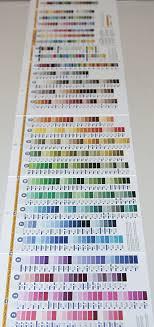 Dmc Color Chart 2017 Color Cards Coriander Quilts