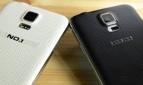 Samsung Galaxy S5 vs. S5 Clone (No.1 S7 ...