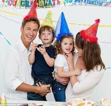 Child S Birthday Party Parents Admit They Spend An Average Of 320 On Their Childs