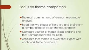 write comparative literary analysis essay write a compare and how 2 make business plan