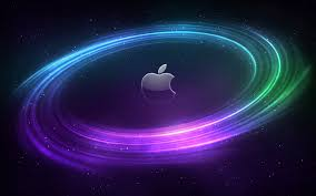 cool apple logos in space. wallpaper.wiki-apple-mac-space-wallpaper-pic-wpc0011985 cool apple logos in space o