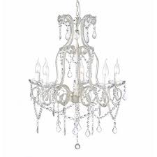 white glass chandelier implausible shabby paris 5 light crystal temple webster interior design 23