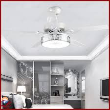 quiet ceiling fans for bedroom. Exellent Ceiling OCT Modern Ceiling Fan Lamp 110v 22v Bedroom Acrylic Led Quiet  Lights Remote Decorative On Fans For T