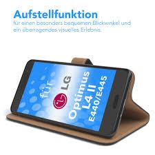 Tasche für LG Optimus L4 II E440 / E445 ...