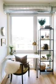 home office office design ideas small office. Decorate Small Office Space. Marvelous This Dreamy Apartment Has Us Packing Our Bags For Tiny Home Design Ideas