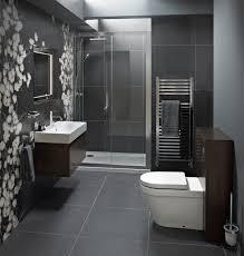 modern bathroom tile gray. Dark Grey Tile Bathroom Top 3 Ideas Pertaining To Contemporary Property Modern Gray