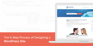 The 6 Step Process of Designing a WordPress Site From Top to ...