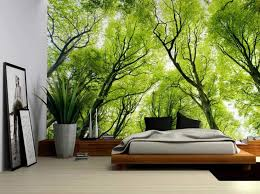 forest wall mural uk wallpaper bedroom