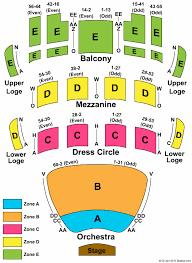 San Diego Civic Theatre Seating Chart San Diego Civic