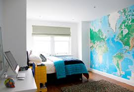 ... Interesting Images Of Cool Bedroom Paint For Your Inspiration :  Interesting Image Of Kid Teen Bedroom ...