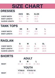 Simply Southern Size Chart Youth Simply Southern Size Chart Sunny And Southern