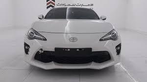 كان سعر السيارة في الموديل عام 2014 يبلغ 125 الف ريال سعودي و يتوقع ان تزيد في الموديل الجديد بمقدار 5,000 ريال سعودي. تويوتا 86 2017 للبيع في الامارات 196018
