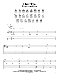 cherokee sheet music download cherokee indian love song sheet music by ray noble
