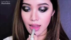 men try to follow along mice phan s smokey eye makeup tutorial video dailymotion