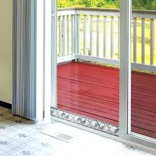sliding glass door protection adjtable e slidg s shippg protect from dog scratches