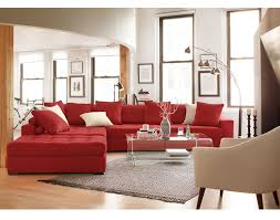 Red Living Room Furniture The Venti Collection Red Value City Furniture