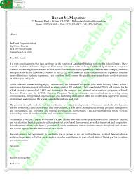 istant prinl s cover letter exle