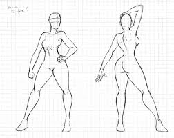 female body outline template body drawing outline at getdrawings com free for personal use body