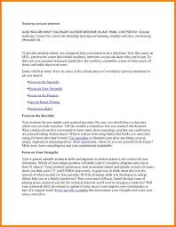 Writing an Awesome Personal Statement   Kaplan Test Prep Residency Personal Statement computer science personal statement
