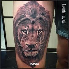 лев значение татуировок в россии Rustattooru