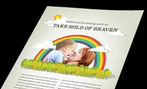 baby pamphlets child care marketing brochures flyers newsletters