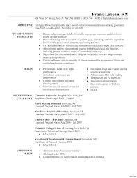 Hospital Nurse Resume Sample Samples Download As Image File 33a