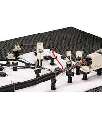 panduit wire harness assembly and bundling productivity solutions harness board system and fixture