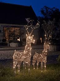 Reindeer Christmas Lights Outdoor Outdoor Twinkle Lights Outdoor Christmas Reindeer Indoor